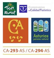Sellos Calidad Turismo Rural
