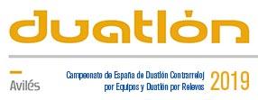CCampeonato de España de Duatlón Contrarreloj por Equipos y Duatlón por Relevos Avilés 2019